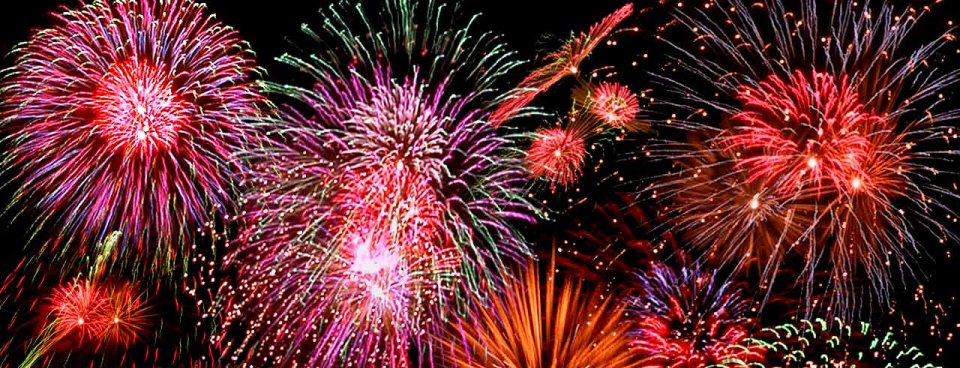 Fireworks – Sunday 6th November